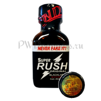 Rush Black 30ml USA